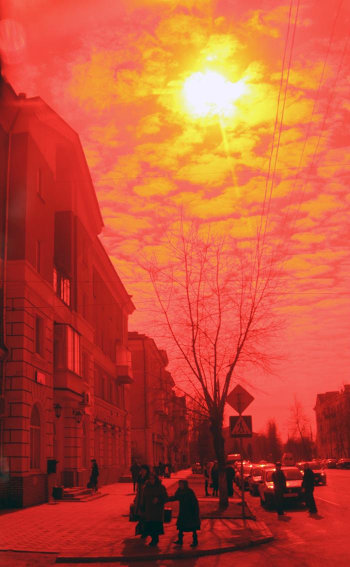 солнечное затмение 20.03.15 сафоново