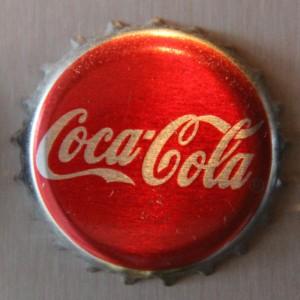 Кронен-пробка кока-кола