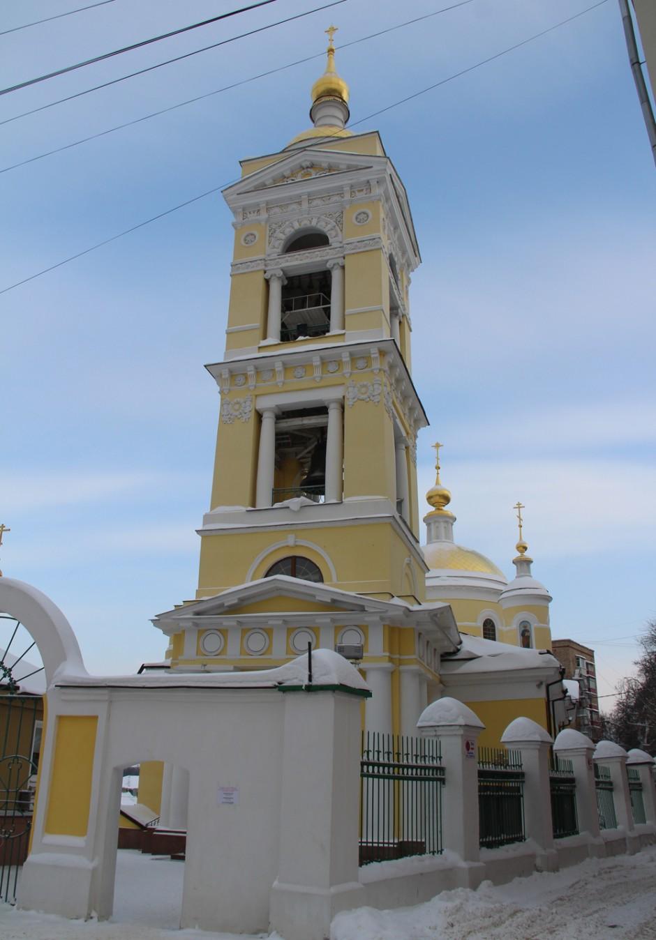Свято-Троицкий кафедральный собор в Подольске