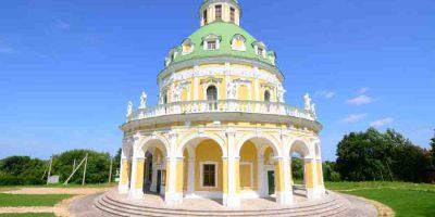 Церковь Рождества Пресвятой Богородицы в Подмоклово