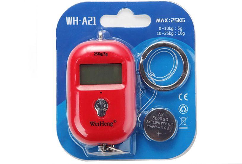 Электронные весы WH-A21 какая батарейка