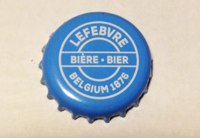 Кронен-пробка lefebvre-biere-bier-belgium 1876