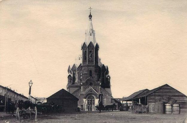 Храм Александра Невского в Серпухове